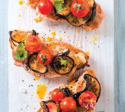 Gourmet Chicken Bruschetta #Chicken #Recipe #SouthAfrica