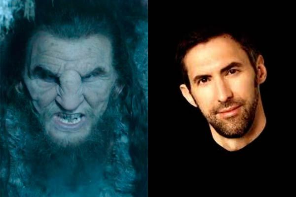 "Wun Wun - Ian Whyte (Game of Thrones ""Juego de Tronos"") #GameofThrones #JuegodeTronos #Series"