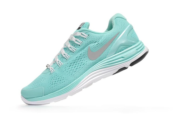 huge discount 3cfaa e1cca ... nike - limited edition lunarglide+ 4 in tiffany blue with ribbon laces Nike  Women ...