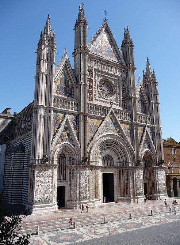 Италия: Умбрия, Орвьето