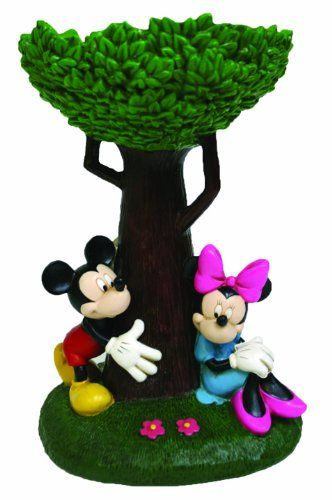 Disney Mickey Mouse Table Top Bird Bath Disney http://www.amazon.com/dp/B007HZAXZI/ref=cm_sw_r_pi_dp_0h08ub0DBM7DM