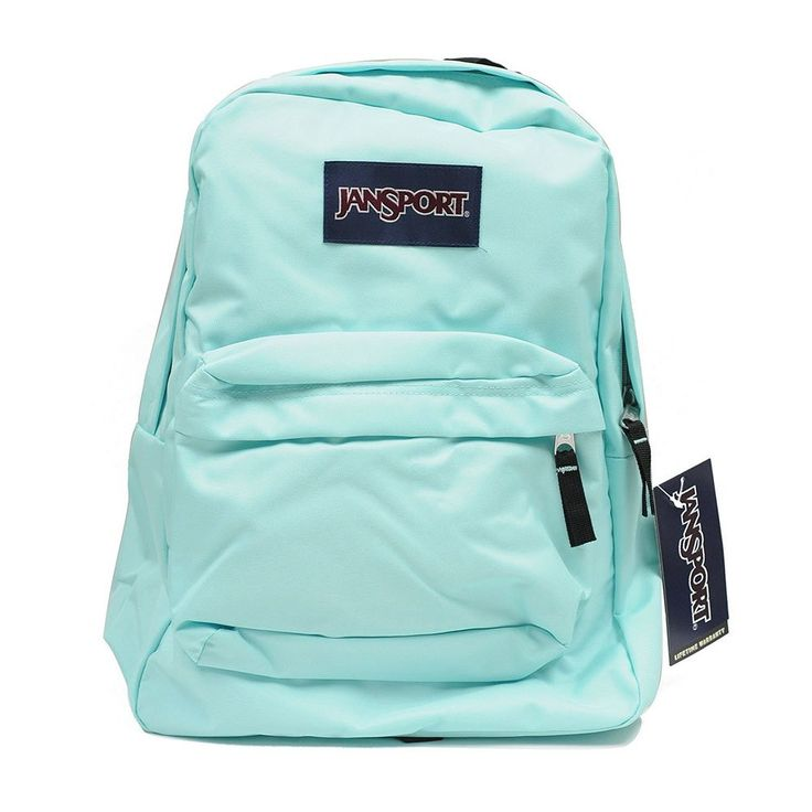 JanSport - Superbreak Backpack - Aqua