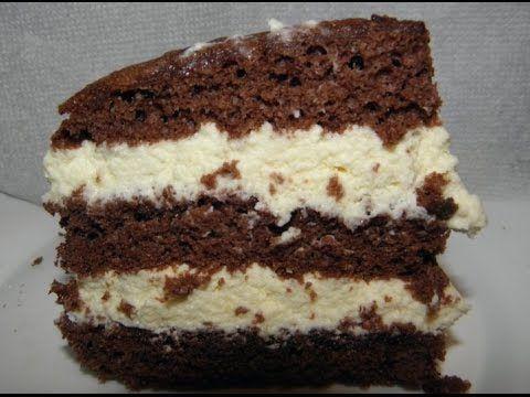 Как сделать Бисквит для торта(самый вкусный)-Обновленный - YouTube
