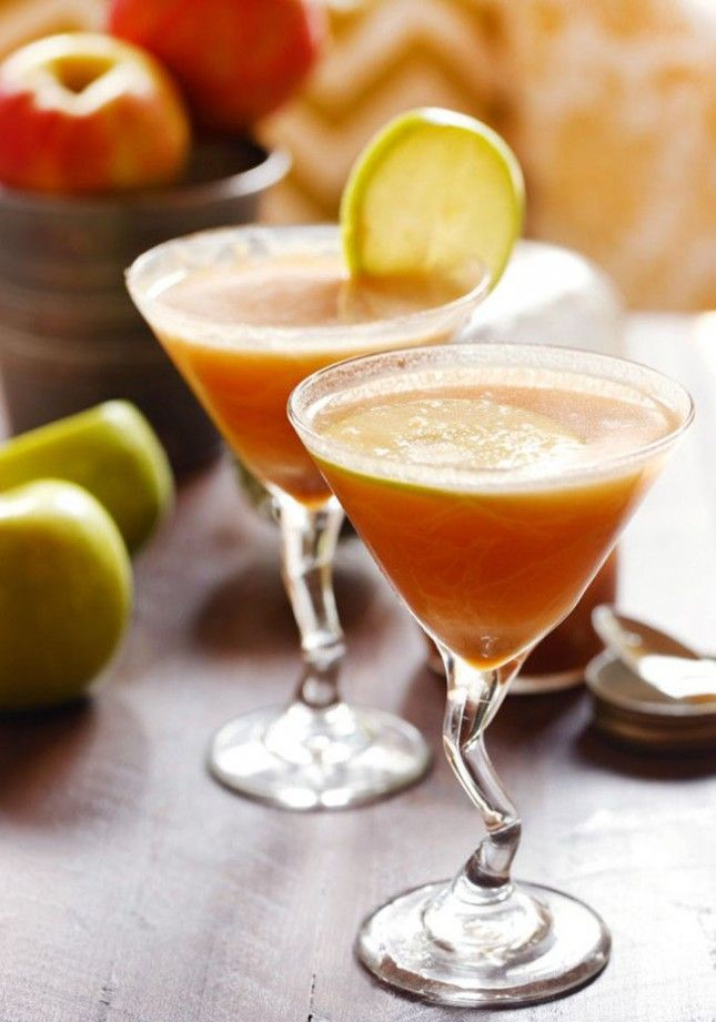 17 Best Images About Thanksgiving Cocktails On Pinterest