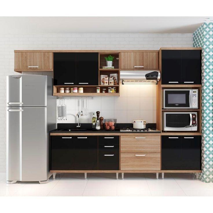 25 melhores ideias de forno embutido no pinterest - Microondas de encastrar ...