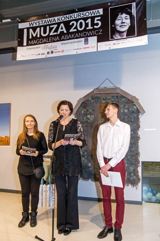 Wystawa Finalistów - Konkurs MUZa 2015 - Magdalena Abakanowicz