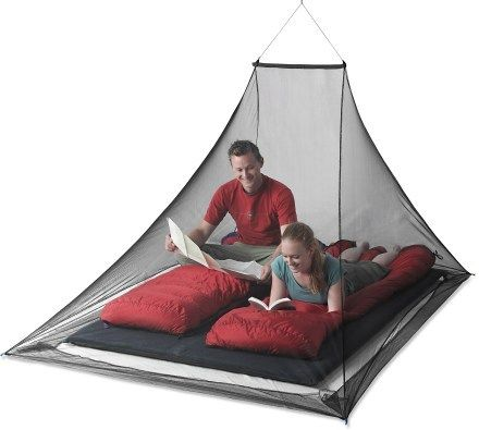 Sea to Summit Mosquito Pyramid Net-Double