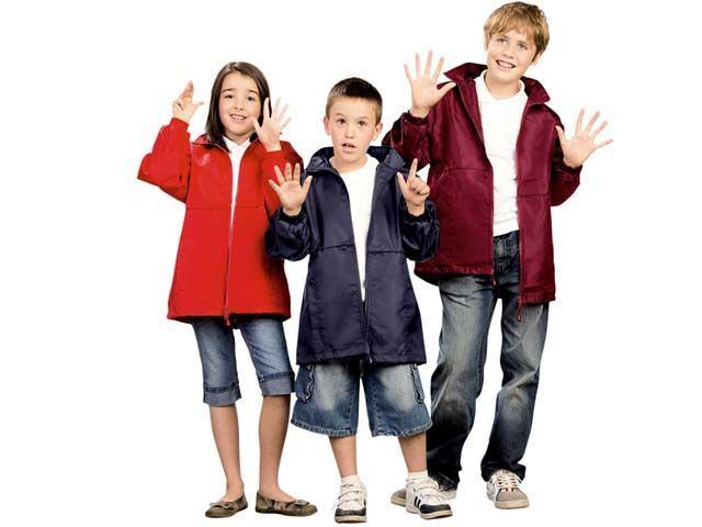 Kidz Oxford Sporty at Kiddies Jackets | Ignition Marketing Corporate Clothing