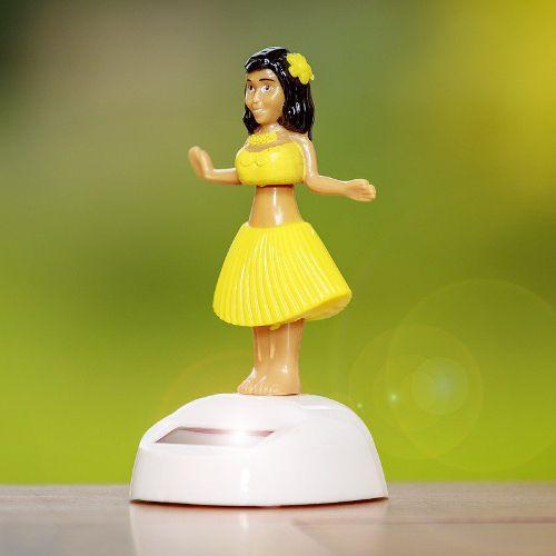 Bailarina hawaiana solar(agotado)