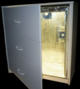 There are many variations of super grow boxes available.