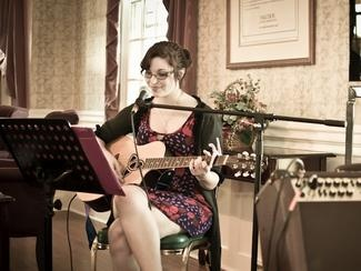 Kate Dickie Music, my former student