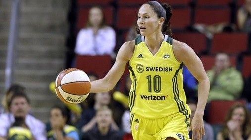 WNBA star Sue Bird comes out and opens up about her relationship with Megan Rapinoe