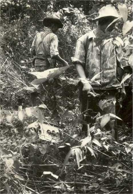Legion parachutiste Indochine