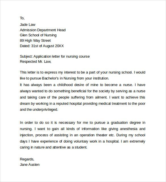 College Applicant Resume Template Reference Letter Template