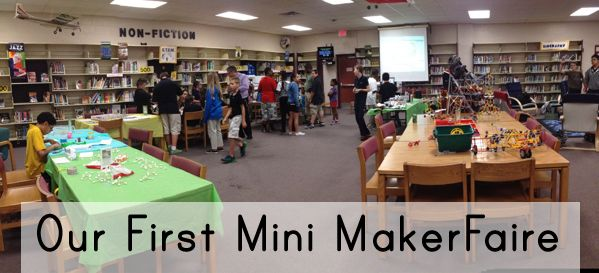 Our first Mini MakerFaire was a great success - parents and students loved it! We had 3D printing demos, DIY slime and playdoh, Perler bead art, Snap Circuits and more!