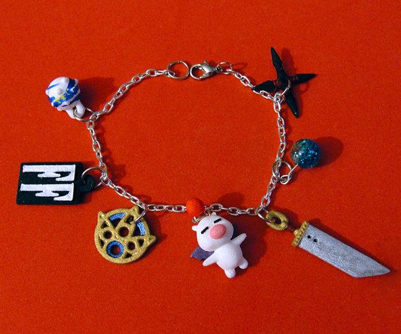 Hey, I found this really awesome Etsy listing at http://www.etsy.com/listing/118472798/final-fantasy-charm-bracelet