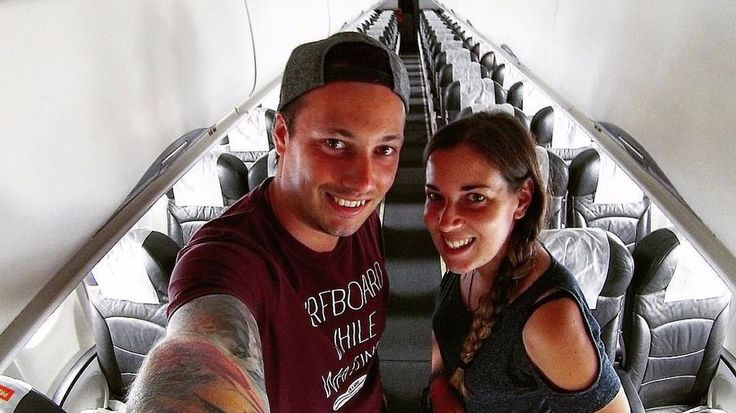 Watch: Couple's completely empty flight is the stuff of travel dreams - https://amazingreveal.com/blog/2016/09/09/watch-couples-completely-empty-flight-is-the-stuff-of-travel-dreams/