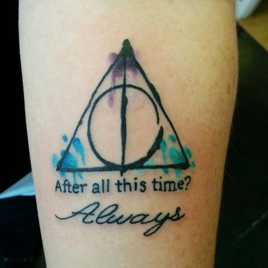 17 Literary Tattoos You'll Wish Were Yours! | The Writer's Circle