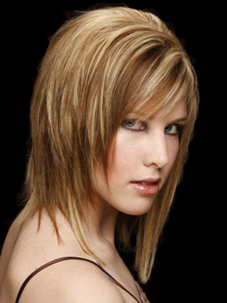 Choppy Layered Medium Length Haircuts Photo 1 Haircuts