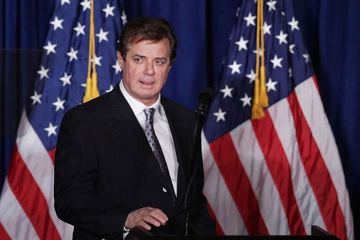 Some people in Ukraine would really like to have a chat with Donald Trump's former campaign chair.      Ukrainian prosecutors want to question Paul Manafort in connection with a corruption investigation and have made repeated requests for assistance...