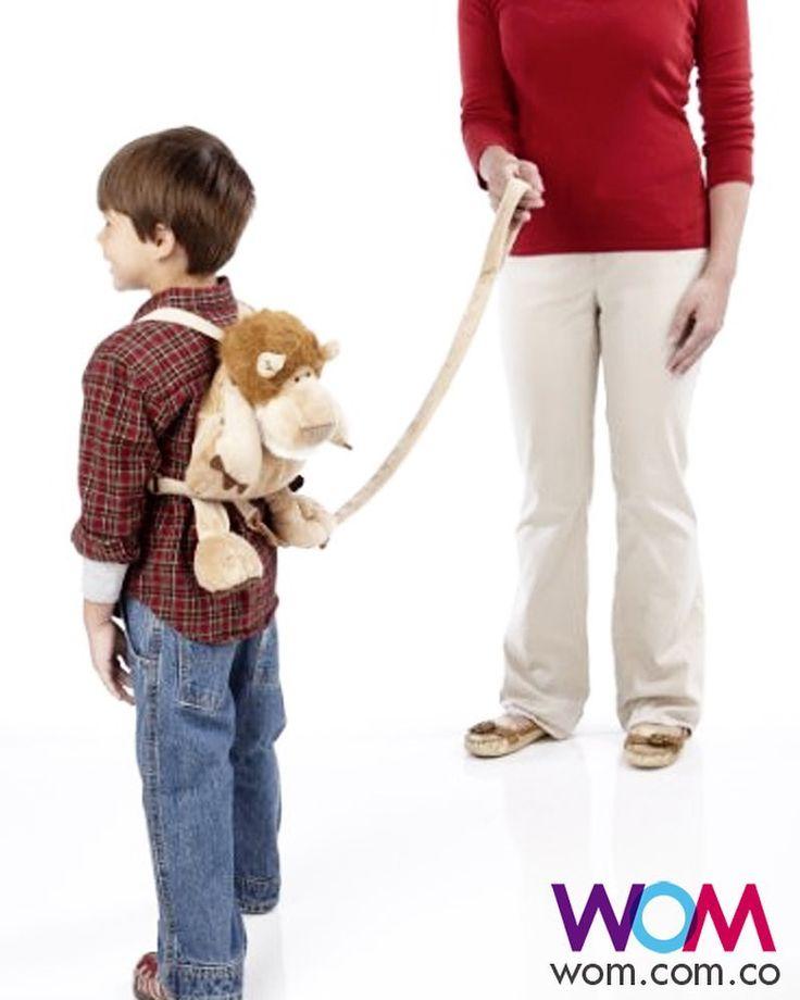 Una forma diferente de llevar a tu hijo a dar un paseo sin necesidad de coches! NUEVOS morralitos con arnés  Cómpralos en la #tiendawom  http://ift.tt/2fIIAZj o escríbenos   a nuestro WhatsApp 3146589987 y te lo enviamos a tu casa  #paseo #arnes #maternidad #seguridad