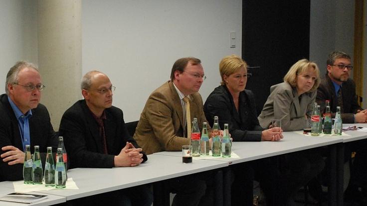 Besuch der FH Köln Campus Gummersbach mit Hannelore Kraft
