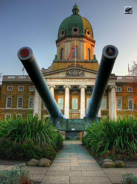 London, Southbank, Imperial War Museum. Our tips for things to do in London: http://www.europealacarte.co.uk/blog/2013/08/09/london-tips/