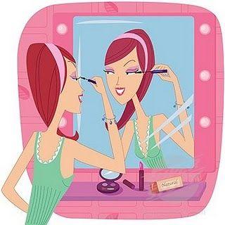 Great website for make-up tips.