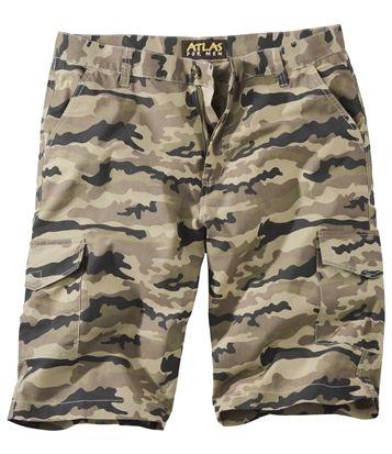 Bermuda Camouflage : http://www.atlasformen.fr/products/vetements/bermudas-shorts/bermuda-camouflage/13450.aspx
