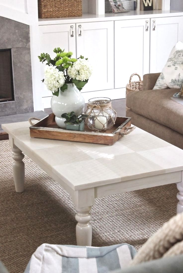 - First Coffee Table Decor Living Room. Glass #coffee #table #desing