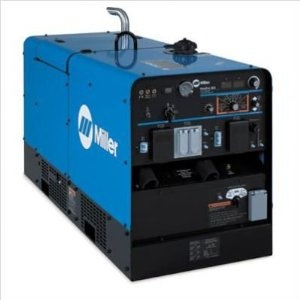 PipePro 304 Engine Driven Welder / Generator, Diesel, 1- & 3- Phase, 5 - 400 DC Type: Base Product. 903731 Type: Base Product The PipePro 304 is a quiet, compact, yet extremely powerful multiprocess diesel engine driven unit designed especially for the cross country pipeliner and mechanical contractor. Weld At Idle provides up to 5000 watts of weld power (225 A at 23 V, 170 A at 30 V), and when more power is needed the machine automatically goes to high speed with no changes in the arc…
