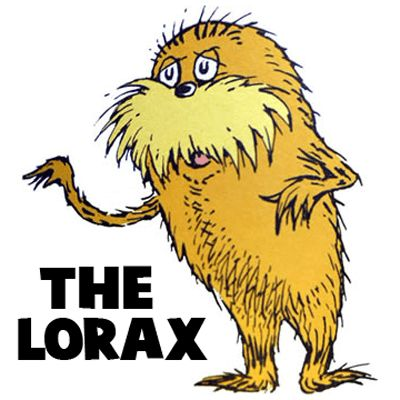 """Today I will show you how to draw The Lorax from The Dr. Seuss book """"The Lorax"""" in a simple step by step lesson. This drawing tutorial will guide you thru the easy steps of drawing The Lorax."""