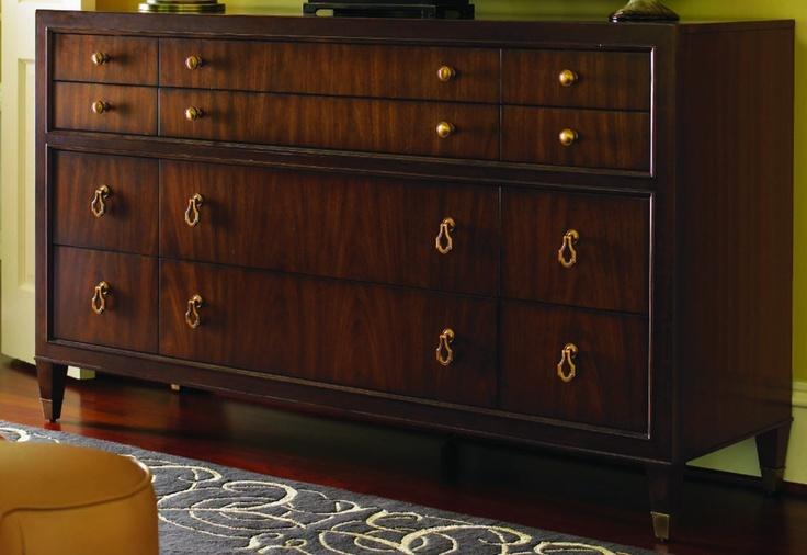 Lexington St. Tropez Villa Triple Dresser (With images
