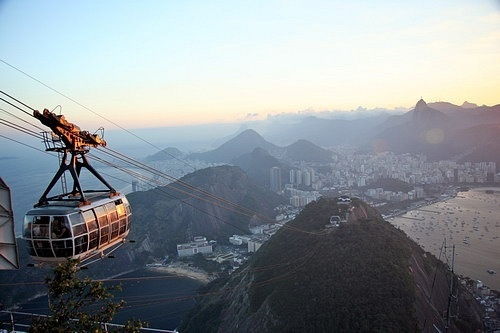 Rio. Not more, not less.