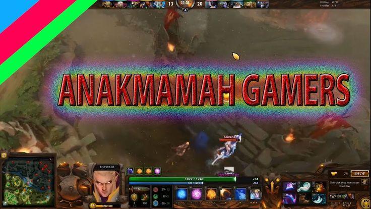 VIDEO PERTAMA #1 - ANAKMAMAH GAMERS