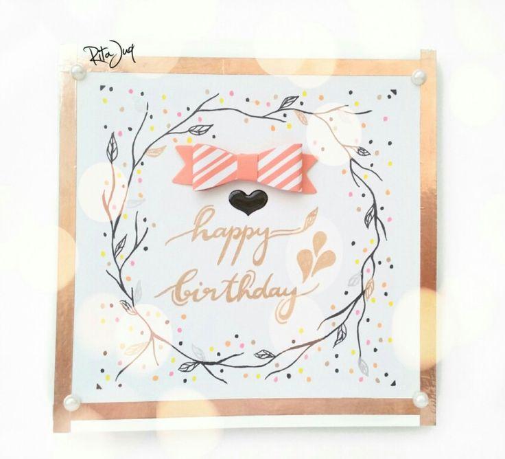 Birthday card for @planningfancy Patty💖