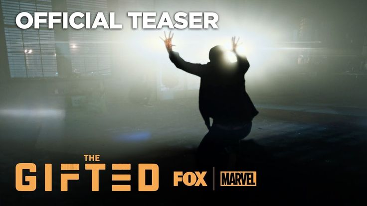 The Gifted: Official Teaser | THE GIFTED Amy Acker and Stephen Moyer star