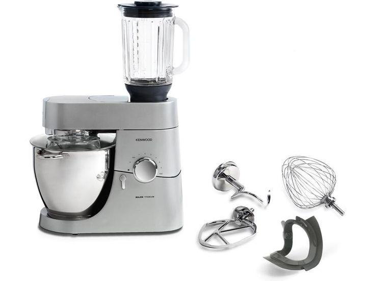 Кухонная машина Titanium Major - KMM020 Хочууу!