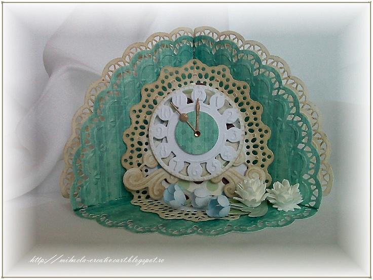 Handmade by Mihaela: Ornament with CR1236