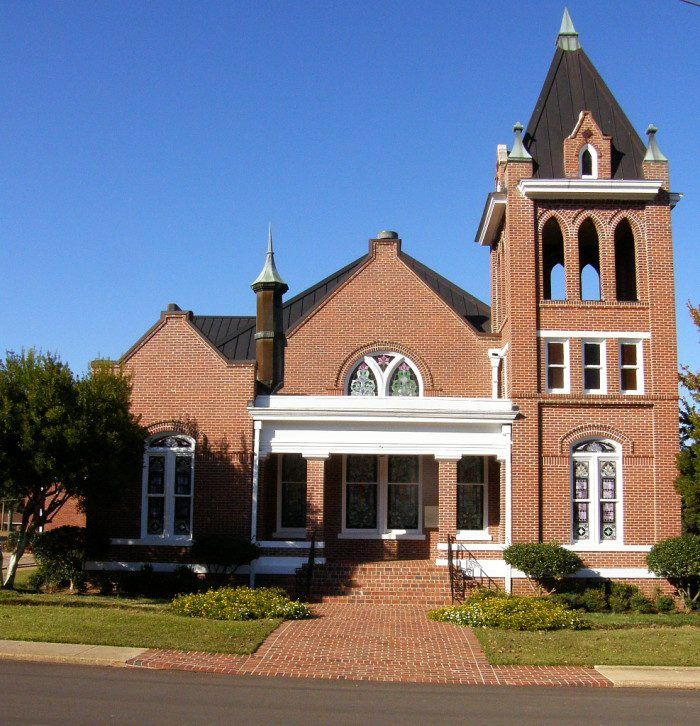 9 First Baptist Church Flora Church Cathedral Church Country Church