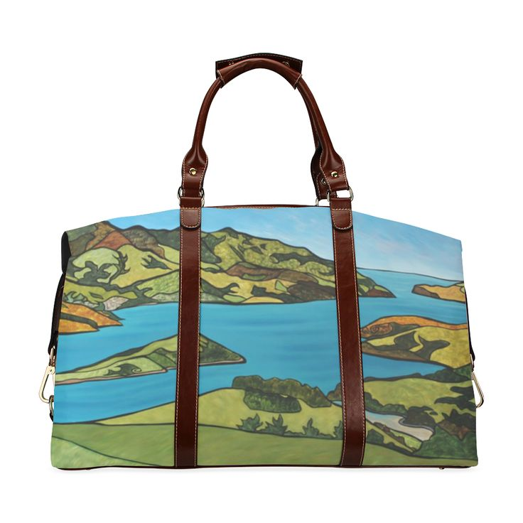 Akaroa Classic Travel Bag (Model 1643) Remake
