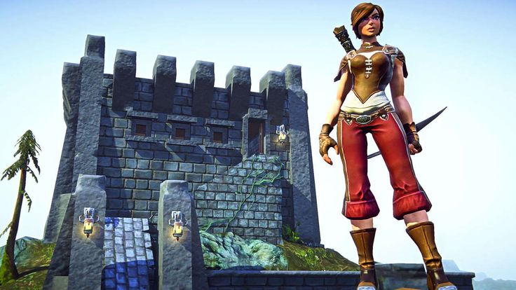 Recent releases like The Elder Scrolls Online and Wildstar are sporting a sub fee, so why isn't EverQuest Next? You liked! 1