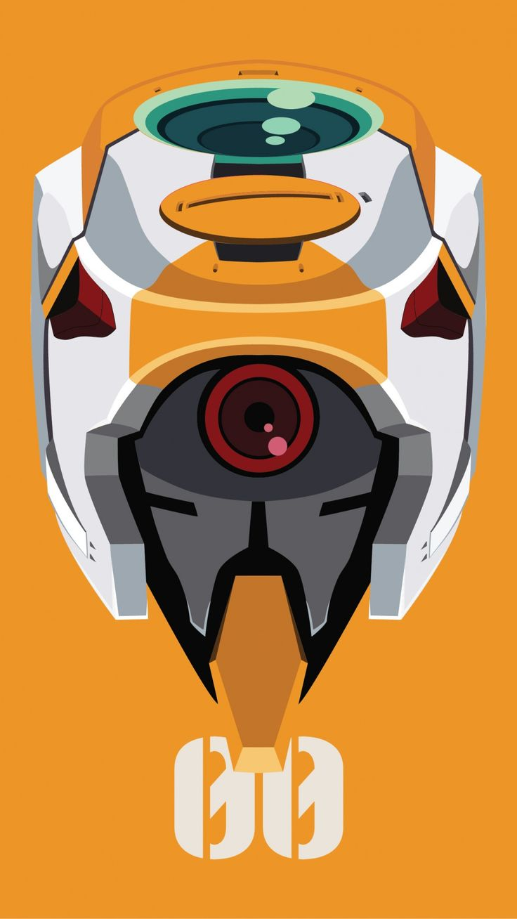 Eva 00 iPhone 5 wallpaper
