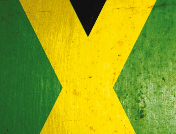 Bandera Jamaica - Blackberry 8300