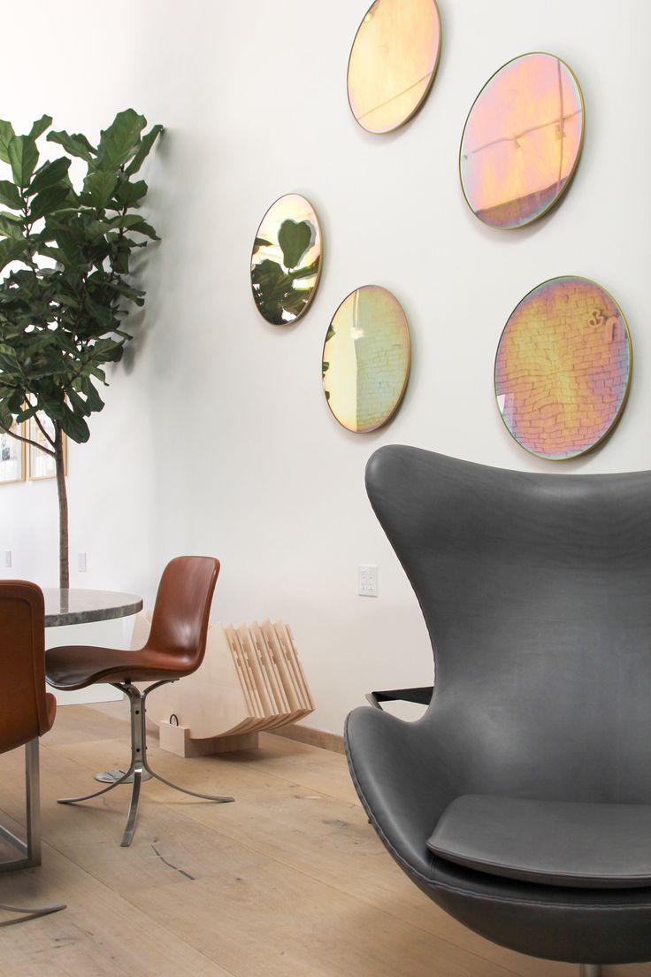 Republic of Fritz Hansen - San Francisco store.