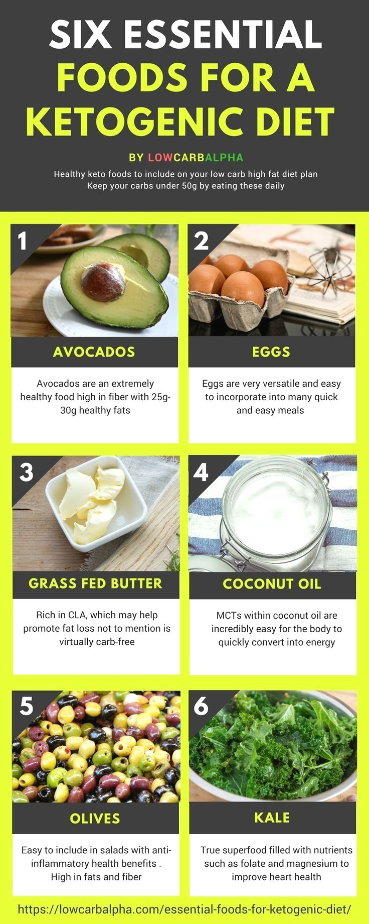 Learn about Six esse Learn about Six essential foods for a Ketogenic Diet lowcarbalpha.com/... & Why are Keto Foods good for health. Experience process of ketosis https://www.pinterest.com/pin/330733166376706122/