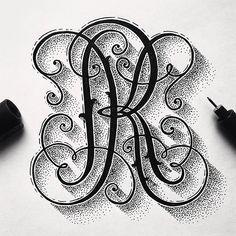 schreibschrift buchstaben and tattoos on pinterest