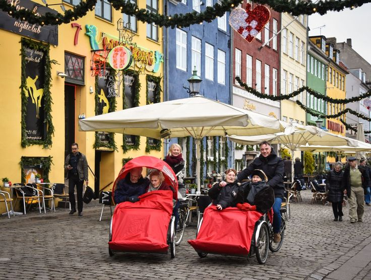 Copenhagener Ole Kassow launched a program to help elderly Danes get back on bicycles. Now volunteer pilots in 29 countries are taking their passengers on the road.