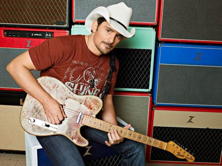 Brad Paisley will perform March 19, 2016, for Go Tejano Day at the Houston Livestock Show & Rodeo.