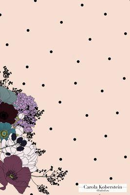 Portfolio Muster - Carola Koberstein Illustrationen